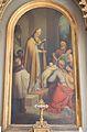 Wolfsberg -Pfarrkirche - Valentinsaltar - Mittelbild.jpg
