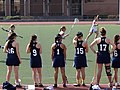 Women Lacrosse Players - Campus of University of Southern California - Los Angeles, CA - USA (6933963011).jpg