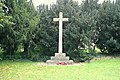 Womersley, War Memorial - geograph.org.uk - 260695.jpg