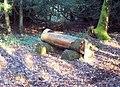 Woodland Seat - geograph.org.uk - 294626.jpg