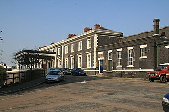 Worcester Shrub Hill railway station - Image: Worcester Shrub Hill Station