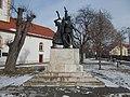 World War I and II Memorial, 2019 Pesthidegkút-Ófalu.jpg