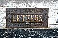 Wormgate letterbox - geograph.org.uk - 977402.jpg