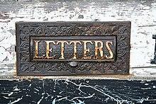 Letter Box Wikipedia
