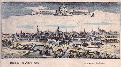 Wroclaw Poľsko datovania