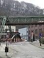 Wuppertal, Brücke Kabelsraße, von N, ohne Schwebebahn.jpg