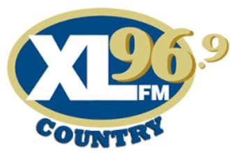 CJXL-FM - Image: Xl 969logo