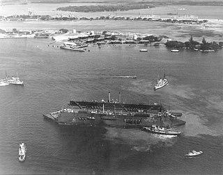 United States Navy drydock