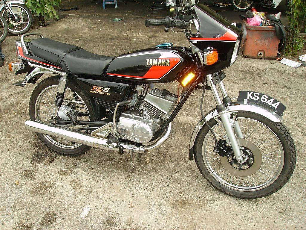 Yamaha Yt