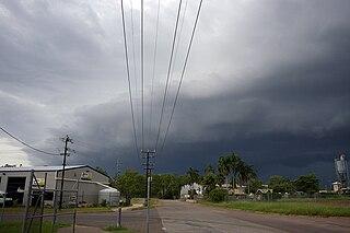 Yarrawonga, Northern Territory Suburb of Darwin, the Northern Territory, Australia