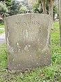 York gravestone at St Mary's churchyard, Penzance.jpg