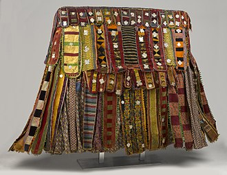 Egungun -  Egungun Costume (mid-20th century) Brooklyn Museum