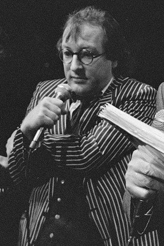 Youp van 't Hek - Youp van 't Hek in De Kleine Komedie, 1988