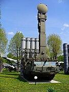 S-300V met 9M83 raketten.