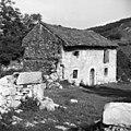 Zapuščena Frlanova hiša, Račice 1955.jpg