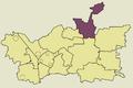 Zawiercie Skarzyce location map.png