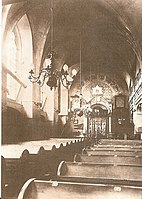 Zikmund Reach Prague Czechoslovakia Synagogue 006.jpg