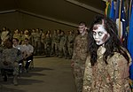 Zombies take over Frunze Forest, few survive 131031-F-WK680-067.jpg