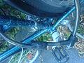 Zusammengeklebtes Fahrradschloß.JPG