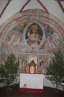 Px Zweinitz Pfarrkirche Apsis