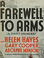 """""""A Farewell to Arms"""" - The Film Daily, Jul-Dec 1932 (page 866 crop).jpg"""