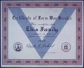 """Certificate of Farm War Service"" - NARA - 514046.tif"
