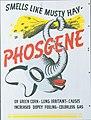 """Phosgene, smells like musty hay"" (OHA 365), National Museum of Health and Medicine (5404773309).jpg"