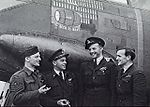 """XXX Beer is Best"" 88 Squadron RAF Boston UK July 1944 AWM UK1677.jpg"