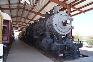 Nevada Southern Railroad Museum - Image: 'Nevada Southern Railroad Museum' 13