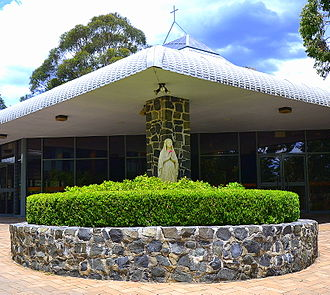 Waitara, New South Wales - Our Lady of the Rosary Cathedral
