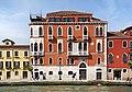 (Venice) - Fondamente zattere - Casa Scarpa.jpg