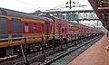 (Visakhapatnam - Tirupathi) Double Decker train.jpg