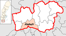 Älmhult Municipality in Kronoberg County.png