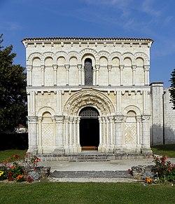 Échillais (17) Église Notre-Dame 01.JPG