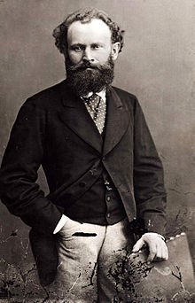 Image result for edouard manet 1870 photo