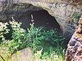 Большая пещера (частично засыпана).jpg