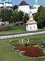 Вид на Пятницкую надкладезную часовню Троице-Сергиева лавра.jpg