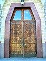 Двері головного входу до Будинку губернського земства, пл.Леніна, 2, м.Полтава.JPG