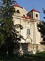 Жванець, Вірменський костел.JPG