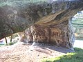Камінь Дірявець.по легенді тут робили жертвопринесення - panoramio.jpg
