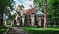 Костьол-мавзолей Потоцьких, архітектор - Лешек Дезидерій Владислав Городе́цький.jpg
