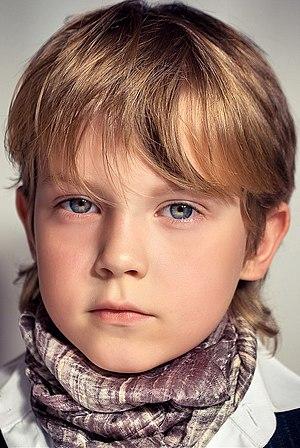 Boy - A Russian boy
