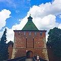 Никольская башня Нижегородского Кремля.jpg