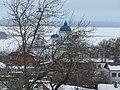 Никольский собор с высоты. Чистополь. Февраль 2013 - panoramio.jpg