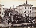Открытие памятника хирургу Н.И. Пирогову (на Девичьем поле). 1897г ГИМ e1t3.jpg