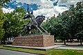 Пам'ятник Богданові Хмельницькому. в. Гагаріна, 7.jpg