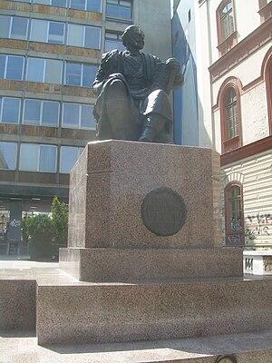 Sreten Stojanović - Image: Петар II Петровић Његош