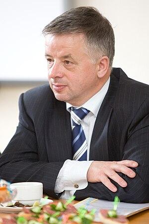 Nikolay Kudryavtsev - Image: Ректор МФТИ