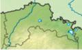 Рельєфна карта Північно-Казахстанської області.png