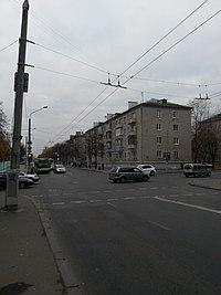 Улица К. Чорного Минск.jpg
